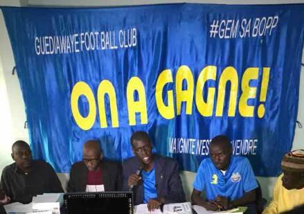Litige GFC - Augustin Senghor pointé du doigt – Diamil Faye prêt à saisir le TAS