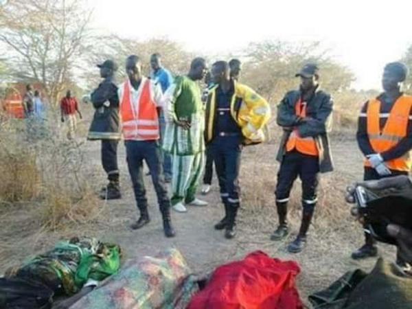 Magal de de Porokhane: 7 morts dans un accident de la circulation