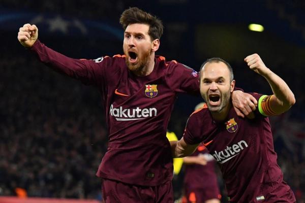 Chelsea-Barça: Messi rompt la malédiction et offre un avantage aux Catalans