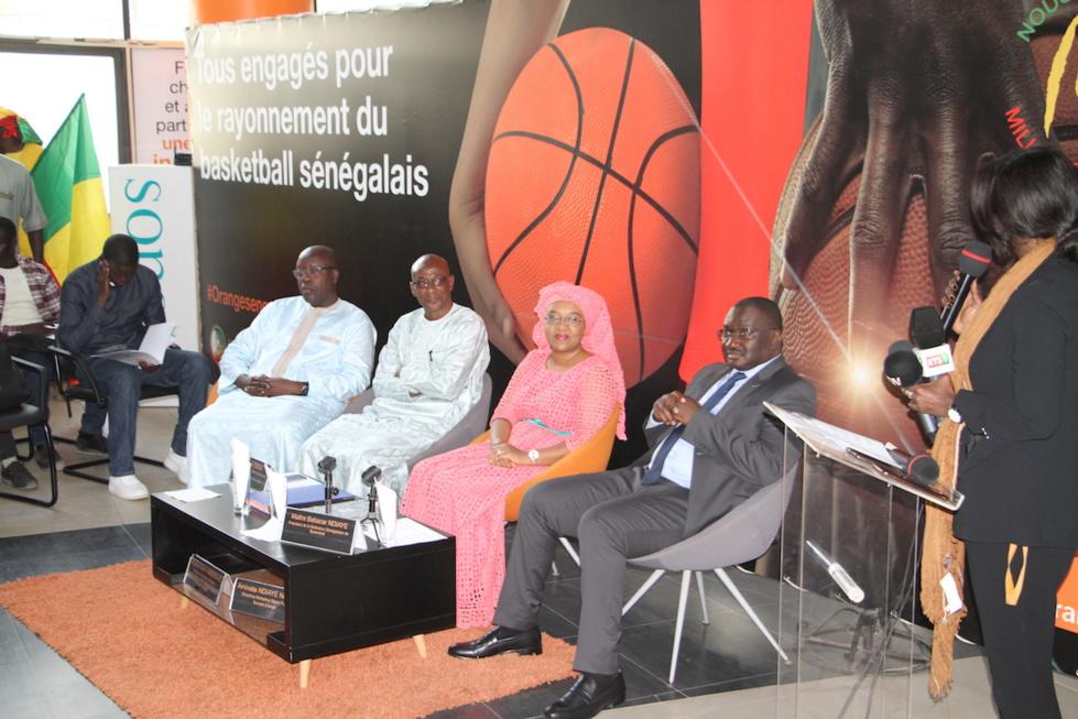 Sonatel renouvelle son soutien au basket sénégalais