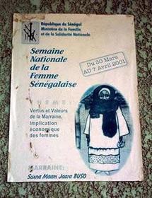 MAGAL DE POROKHANE 2010  : MAAME DIARRA, CET INEPUISABLE OCEAN DE VERTUS !