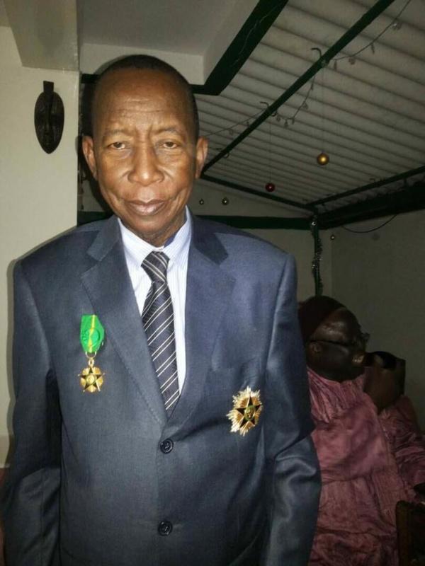 La Nation rend un dernier hommage à Amadou Mbaye Loum