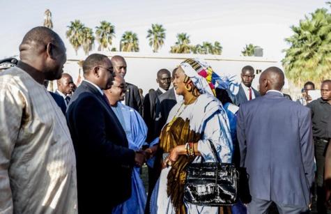 33 photos : Macky Sall au Festival International Soninké de Dakar 2018