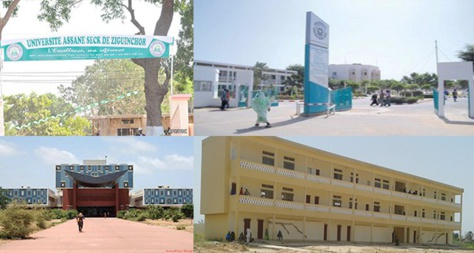 Classement des 200 meilleures universités  d'Afrique: Les universités sénégalaises loin derrière