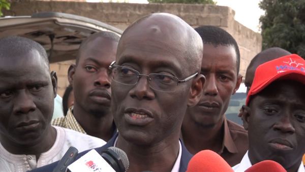 Thierno Alassane Sall: « Baïla Wane a échappé à la justice parce qu'il a rejoint Macky Sall »