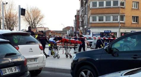 France: Deux Sénégalais blessés par balles dans une fusillade à Dunkerque