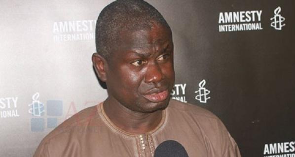 Attaques du Premier ministre contre Amnesty international : Seydi Gassama minimise et nargue le gouvernement