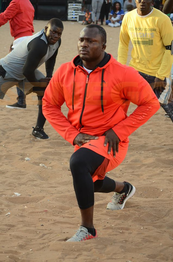 Abdou Bakhoum, manager Ama Balde: « Jusqu'à sa mort, Modou Lô ne sera jamais Roi des arènes »