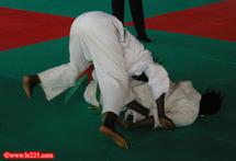 5ème  Tournoi de Judo Semi Open: Les dames aux tatamis