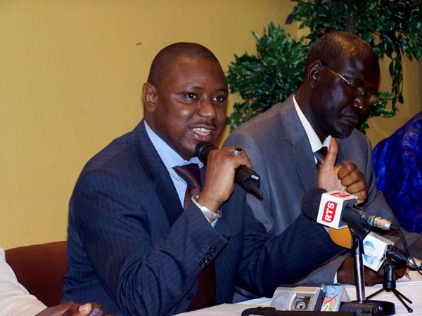 Le Président Macky Sall case Mamadou Lamine Keïta