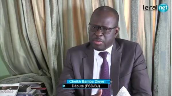 Cheikh Bamba Dièye propose la suppression du HCCT et du CSE et la mise en place d'un Institut d'études stratégiques