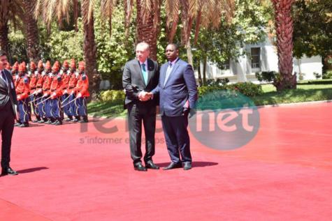 Coopération Sénégalo-turque : 29 projets réalisés au Sénégal pour 775 millions de dollars