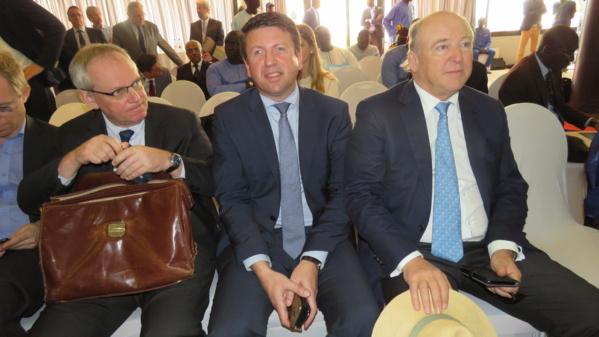 Photos - Signature de partenariat entre le PAD et le port d'Anvers (Belgique)