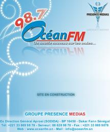 Une nouvelle Revue de presse professionelle sans comédie sur Océan FM 98.7