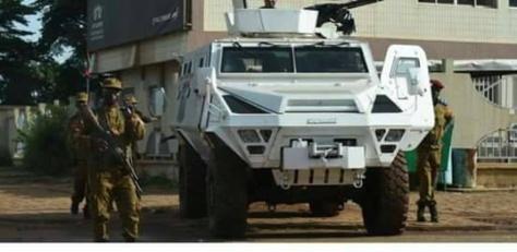 15 photos: Attaque terroriste à Ouagadougou (âmes sensibles s'abstenir)
