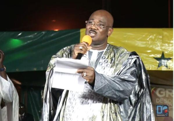 Meeting de lancement du mouvement « Sa deug-deug » : Farba Ngom a semé la frustration à l'Apr Hlm et irrité les populations