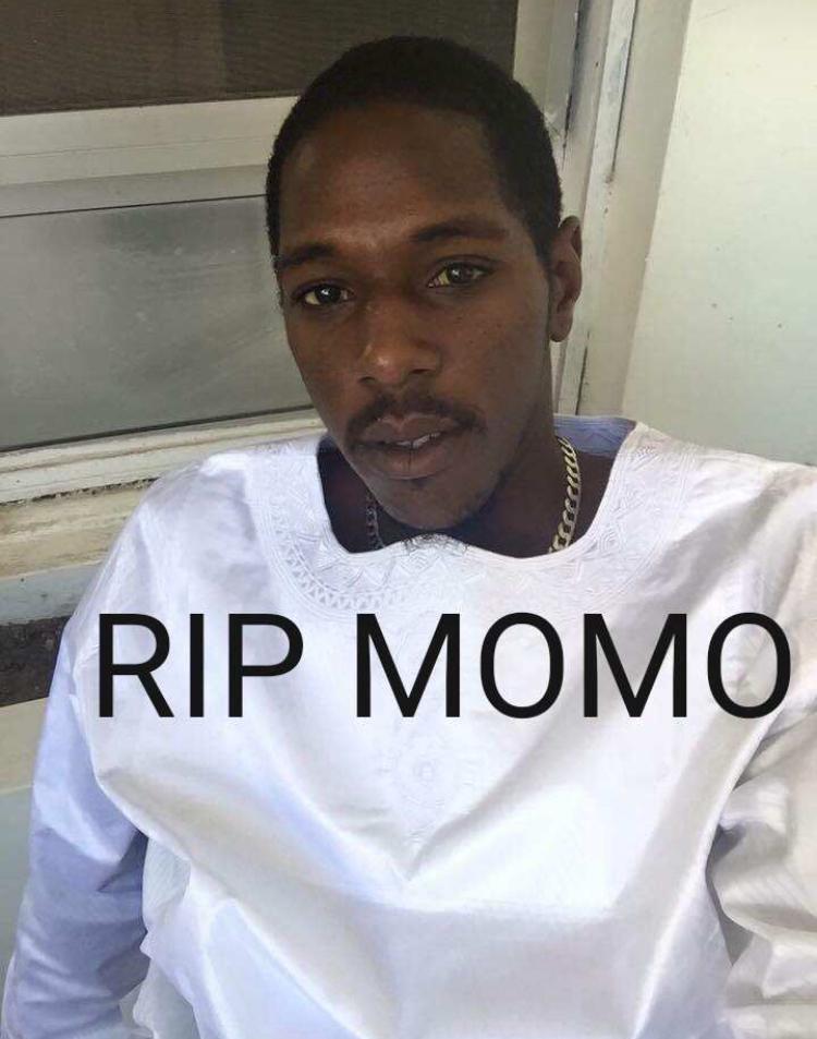 06 photos : Momo Diop, le fils de Collé Ardo Sow rappelé à DIEU