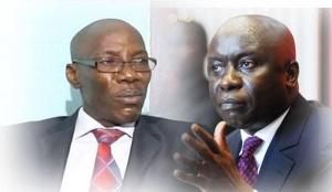 Bataille de légitimité à Rewmi: Oumar Sarr abdique face Idrissa Seck