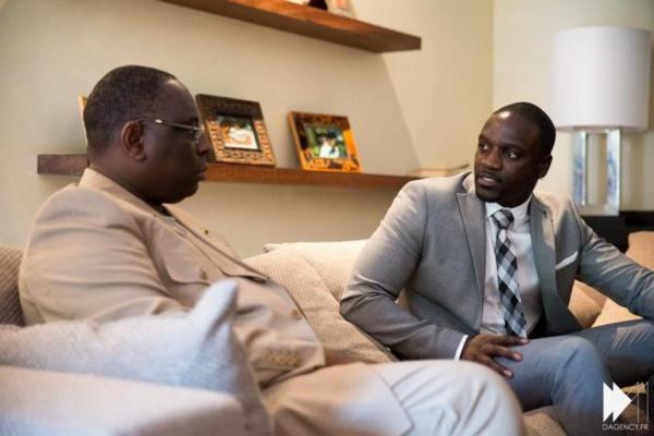 """Ambitions politiques: Akon rêve du  """"bureau ovale"""""""