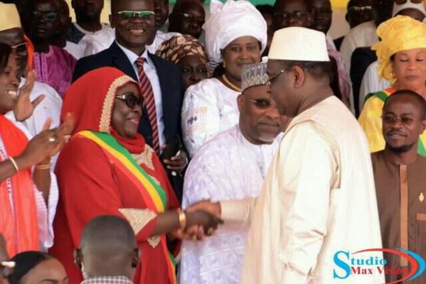 08 mars 2018 : Adji Mergane Kanouté évoque une pensée nostalgique pour sa défunte, maman Adji Fatou Mbow