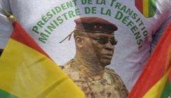 Sékouba Konaté ne reculera pas la présidentielle