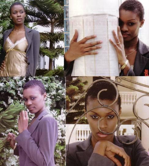 Divorcée, Ndèye Ndack le célèbre mannequin se dévoile : « Je suis un garçon manqué »