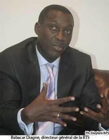 Babacar Diagne : ''Nous voulons faire de la RTS une télévision populaire de qualité''