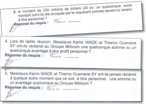 200 millions de dollars de Sentel : Jeune Afrique publie des documents et «essaie» de laver l'honneur de Karim Wade