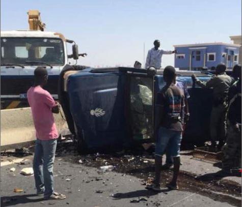 Accident mortel sur l'autoroute à péage: Ismaïla Madior Fall met hors de cause la gendarmerie