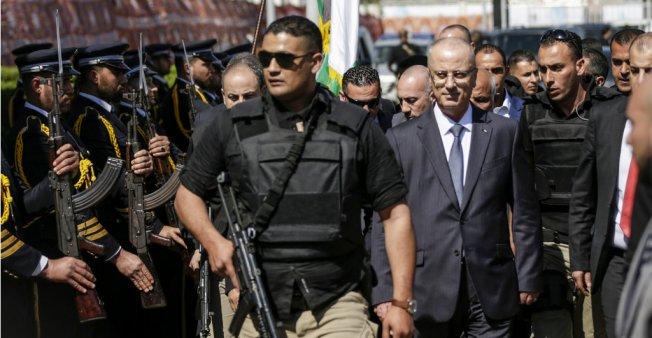 Gaza: explosion au passage du premier ministre palestinien