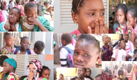 Usage de grenades lacrymogènes dans les écoles élémentaires : Amnesty International Sénégal, la LSDH et la RADDHO) chargent la police