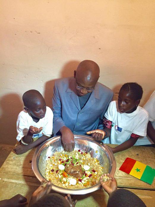 Mme Anta Sarr Diacko: « Il n'y a pas de famine au Sénégal »