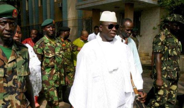 """Gambie:  La Justice se prépare à juger les """"criminels de l'ère Jammeh"""""""