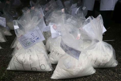 Arrestation du célèbre trafiquant de drogue français '''Mika''