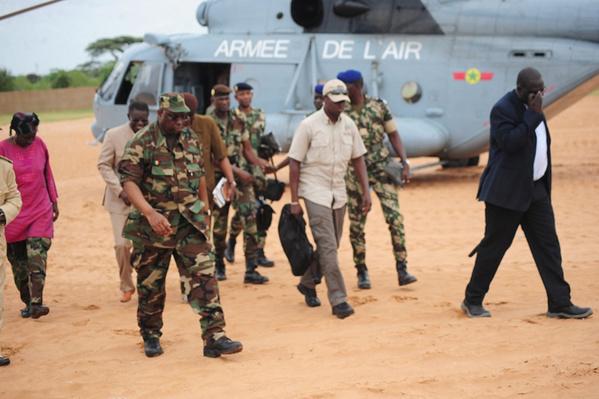 Retrait des forces de la Cedeao: Macky Sall renvoie la balle à Adama Barrow