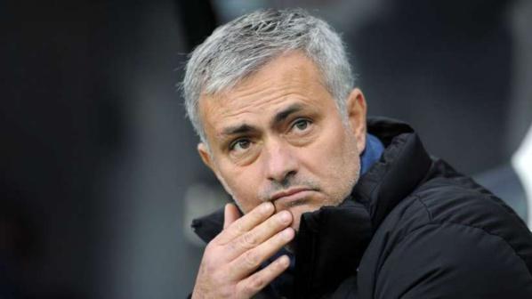 Le craquage de Mourinho après l'élimination de Manchester United