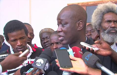 """Me Seydou Diagne : """"Cette décision est la preuve qu'aucune décision ne peut empêcher Karim de…"""""""