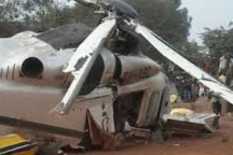 Crash d'un hélicoptère de l'armée : le bilan s'alourdit à huit morts