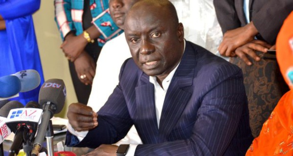Idrissa Seck raille à nouveau Macky Sall: « En matière de mal gouvernance, c'est le Président Macky Sall qu'on devrait épingler le premier !»