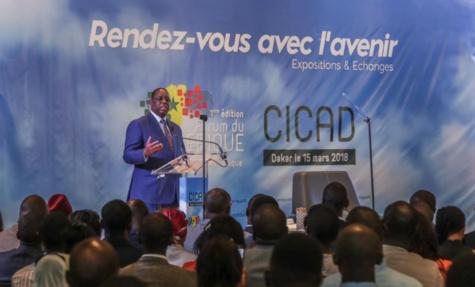 """Le Président Macky Sall : """"Diamniadio est une nouvelle ville que je veux intelligente, numérique et digitale"""""""