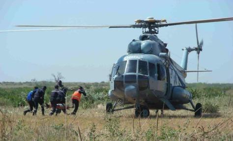 Crash de l'hélico de l'armée: Le film de la catastrophe raconté par le pêcheur Madou Diarra, témoin oculaire