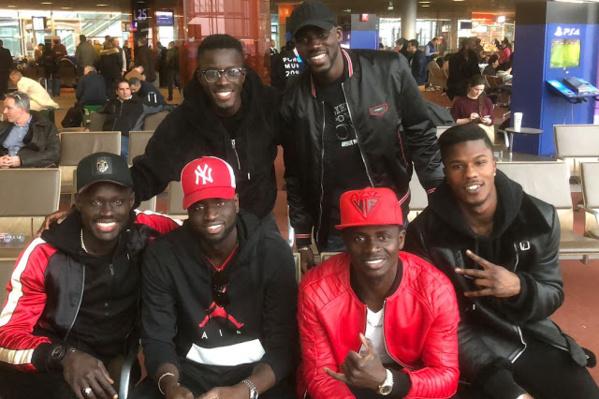 Sénégal / Ouzbékistan : Les Lions sont arrivés à Casablanca