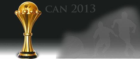 La CAN sera organisée les années impaires à partir de 2013