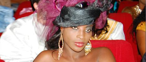 SOIREE SENEGALAISE A NOUAKCHOTT : Quand Ndèye Guèye manque d'espaces pour danser !