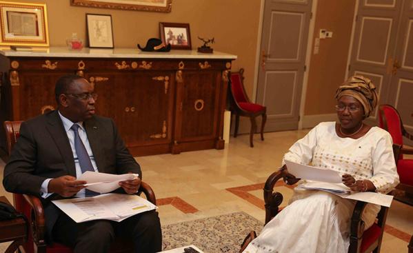 """Importante déclaration d'Aminata Tall sur la Présidentielle 2019 : La """"Dame de fer"""" reporte sine die sa communication politique"""