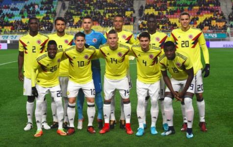 La Colombie a choisi de jouer la France en amical pour se jauger contre les plus grands (Journaliste)