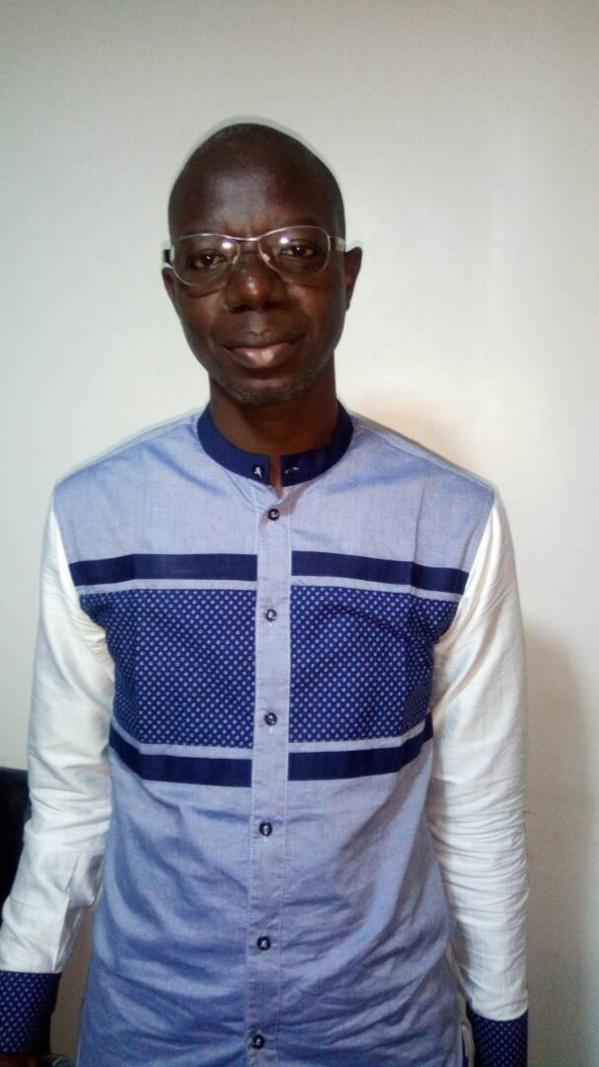 Amadou Moustapha DIENG,  journaliste culturel et poète a remporté le Premier Prix Littéraire Alioune Diop de l'Association Science PO Paris /Afrique  PLADA /ASPA 2018