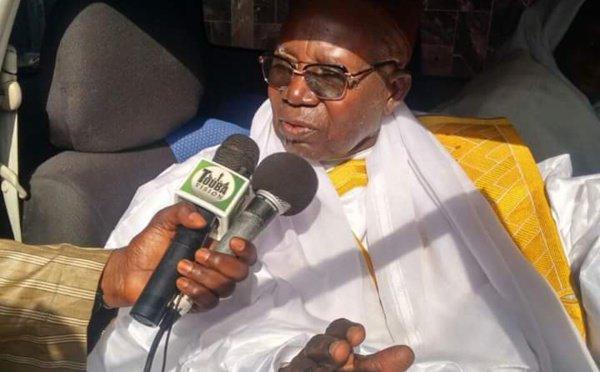 Touba en deuil : Le Khalife de Mboussobé rappelé à Dieu