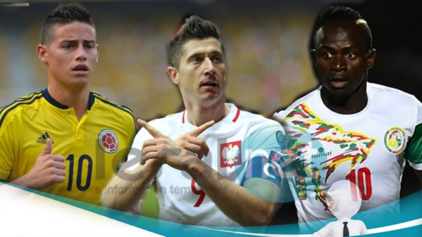 Mondial-2018 : Fortunes diverses pour les adversaires du Sénégal en amical FIFA