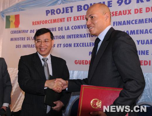 Sénégal-Chine : Le pingpong rebondit sur la coopération